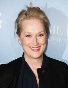 'The Iron Lady' - Paris Premiere