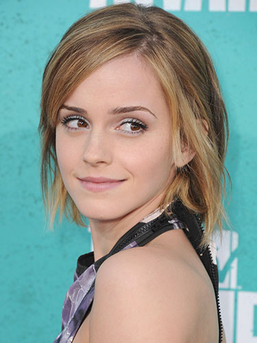 Idea removed emma watson short hair